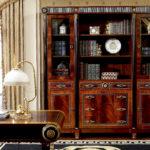 E10 4-d bookcase  76.8x17.7x78