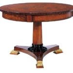 OP-639-R  Round Coffee Table  35.4xH29.5