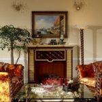 E26 Fireplace  59*14.1*48.4
