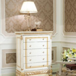 E62 5-drawer cabinet W  35.03 x 18.89 x 47.24