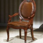 LV-722-1 ARM CHAIR 26*25.6*42.5