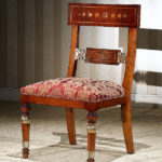 OP-720-2 Dining Chair    L22.4xW24xH39.4