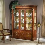 OP-751-3  Display Cabinet   L63.8xW17.7xH78.7