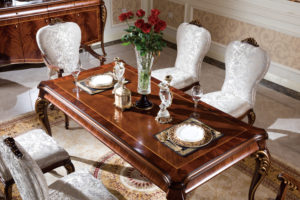 E70-2 dining table  Details