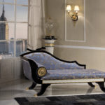 Wellington Chaise Lounge  75 x 30 x 35.43