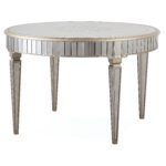 KA-3113 Sophia Round Dining Table47Wx47Dx30.5H