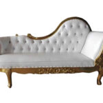 """INF-KW01 Chaise Lounge Right 72.83"""" W x 29.53"""" D x 45.28"""" H"""