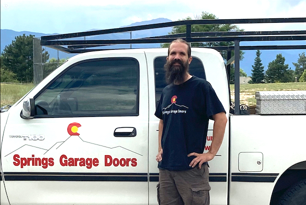 Scott Summers Owner Springs Garage Doors