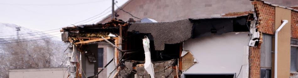 Community Public Adjusters - Building Collapse Damage Claims Image