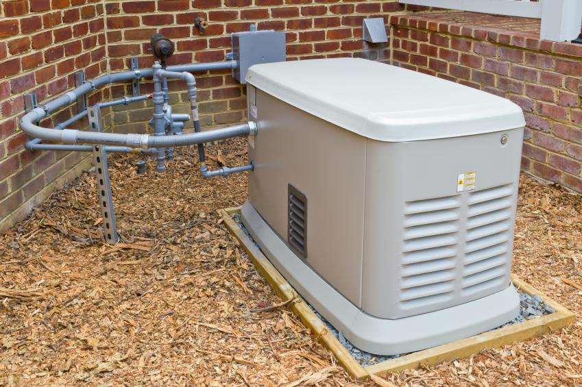Community Public Adjusters - Backup Generator Image