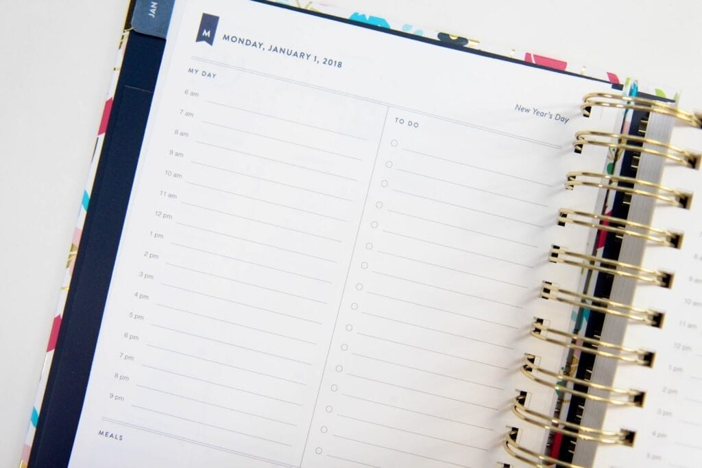 The Simplified Planner Review