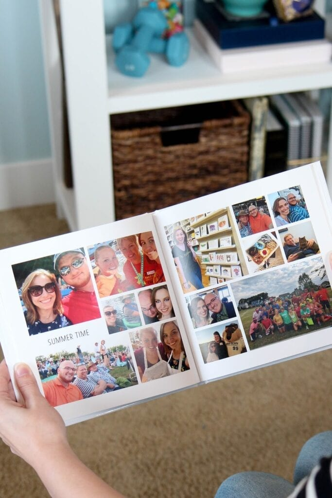 Why You Should Make a Year in Review Photo Book