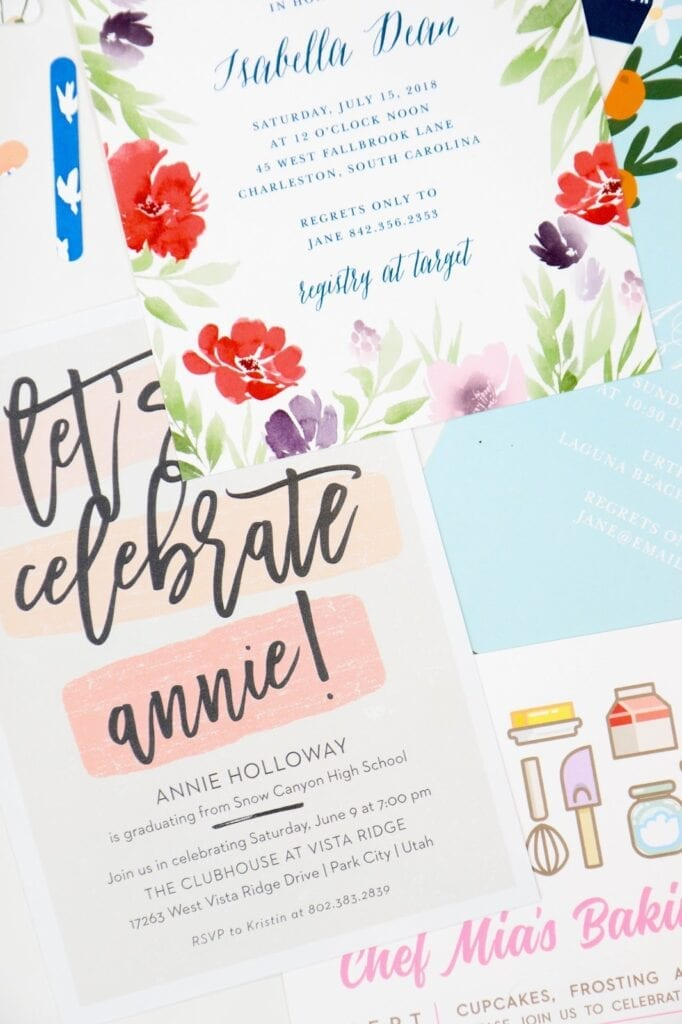 The Best Place for Custom Invitations | Basic Invite