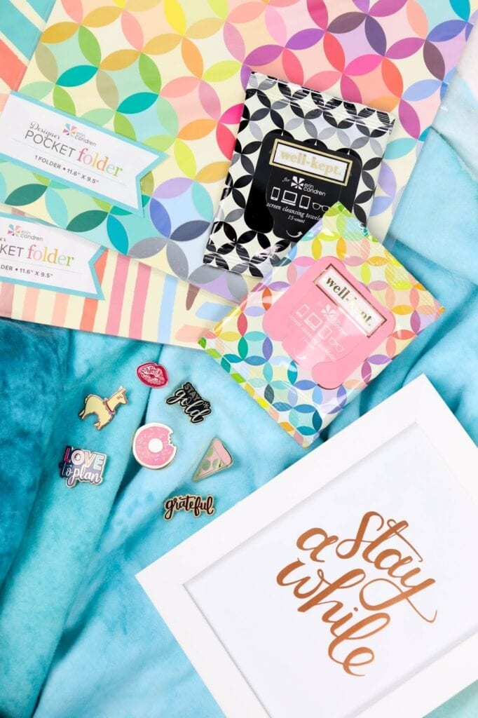 The Best Non-Planner Products from Erin Condren