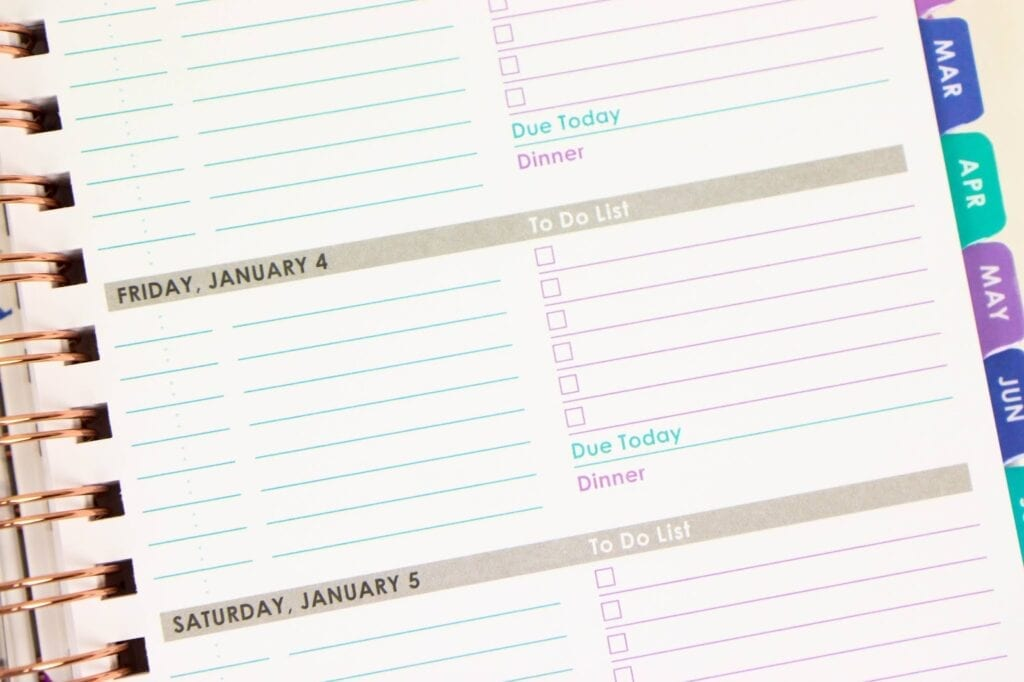 2019 Ashley Shelly Planner Review & Giveaway