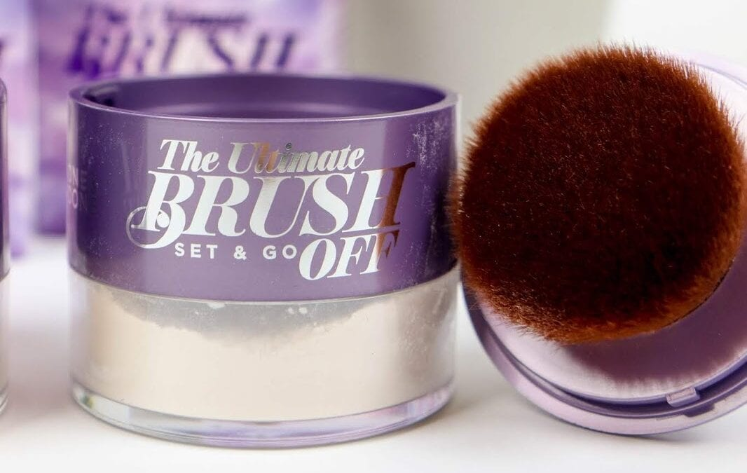 Urban Decay the Ultimate Brush Off Set & Go Review