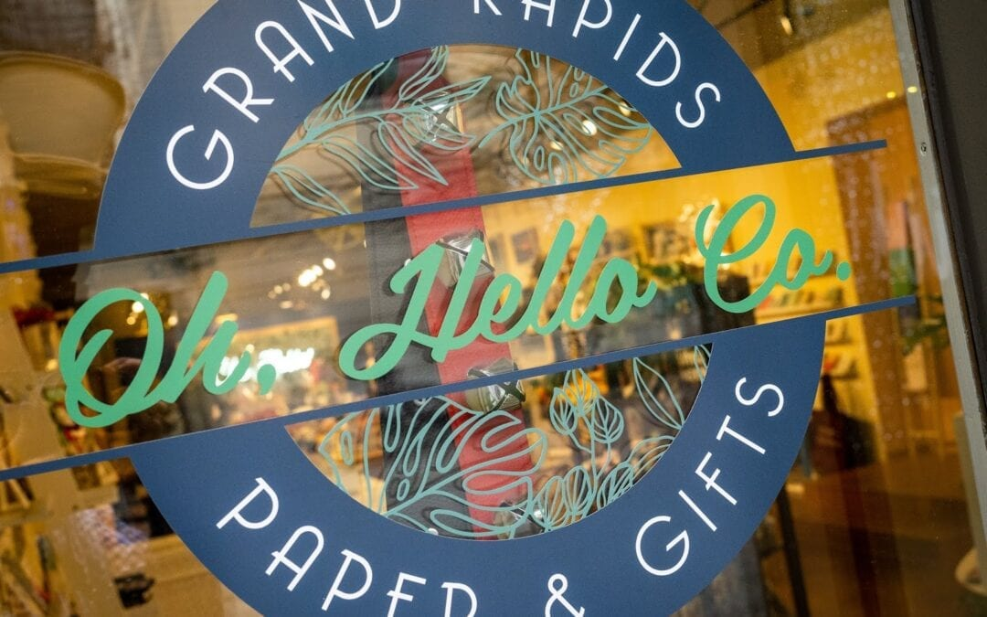 We Opened a Gift Shop | Oh, Hello Paper & Gifts