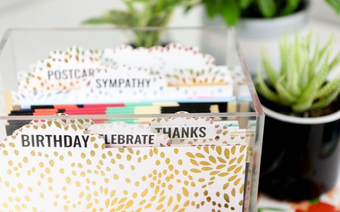 5 Greeting Cards You Should Always Have on Hand
