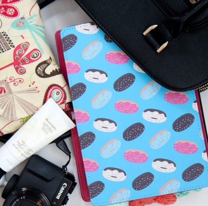 What's in My Bag: Target A New Day Satchel