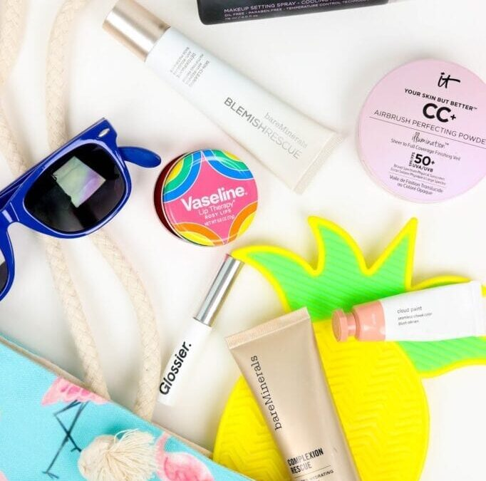Current Beauty Favorites | End of Summer Edition