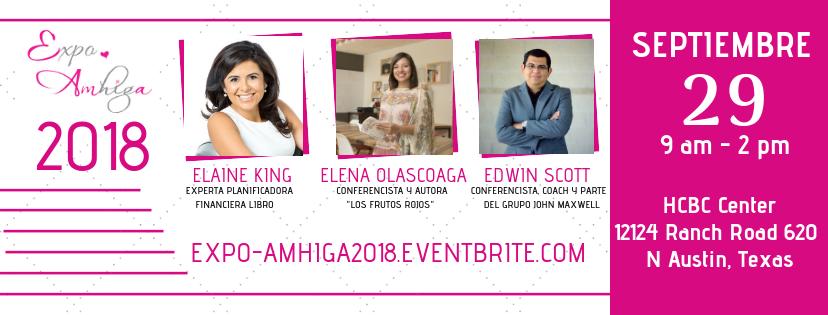 BCO Consulting Group organiza por 2ndo año consecutivo EXPO-AMHIGA 2018 un evento para mujeres empresarias