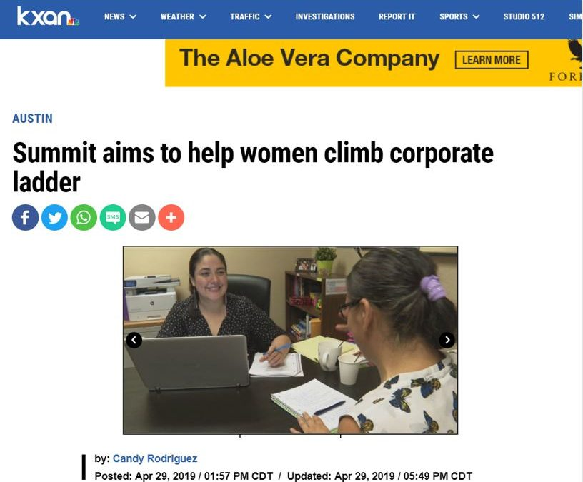 Summit aims to help women climb corporate ladder