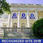 DAR Headquarters in Washinton DC