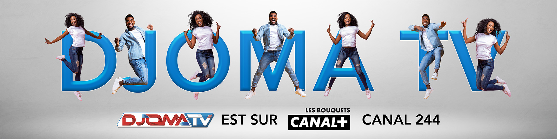Banner DTV sur Canal