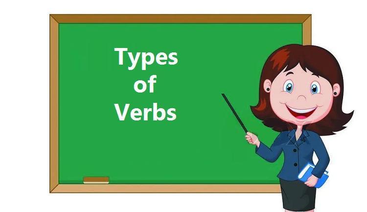 Must know about the 4 Types of Verbs