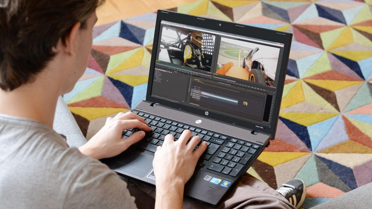 The best video editing LAPTOPSs you can purchase today