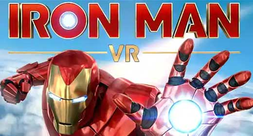 Iron Man VR video game
