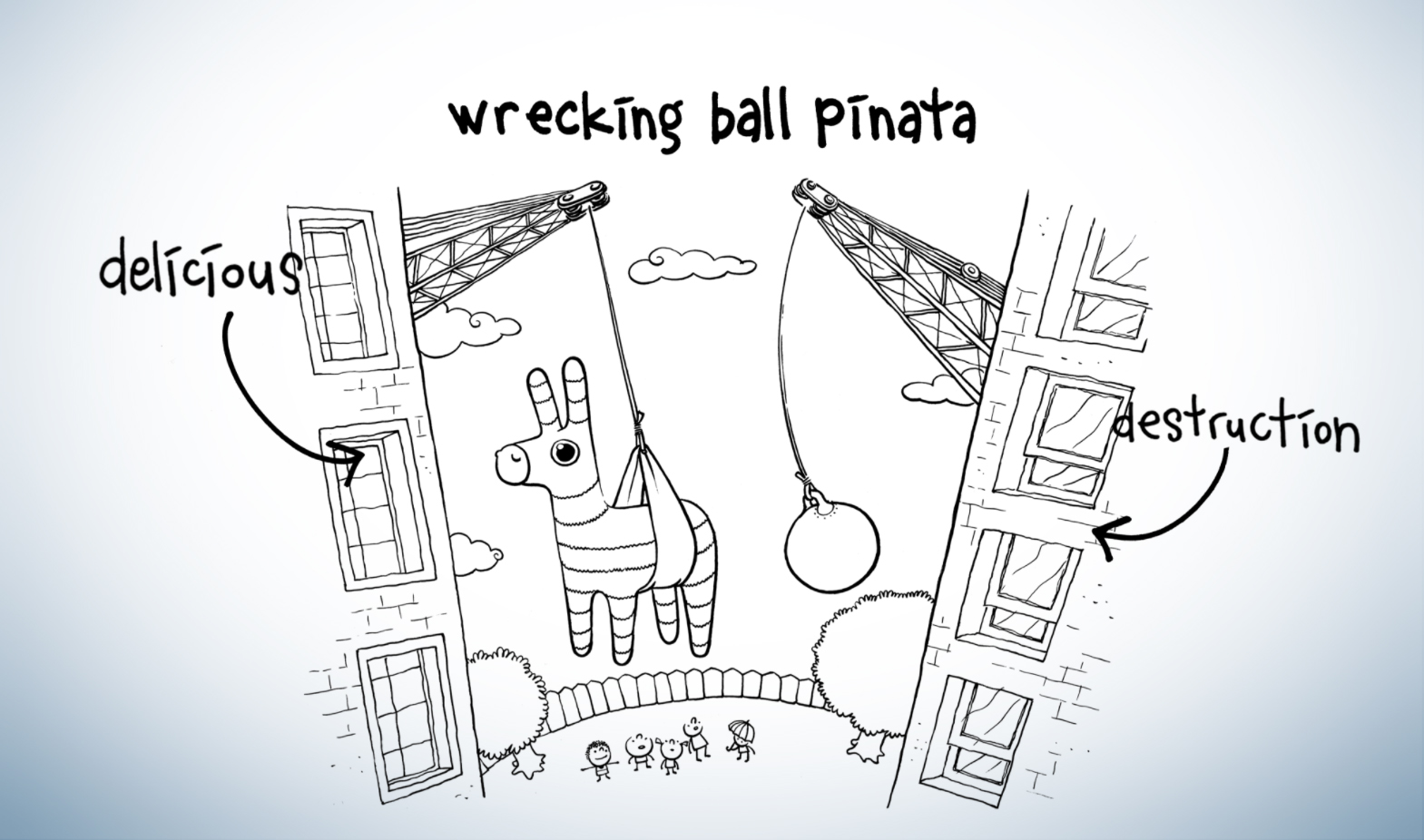 wreckingballpinata