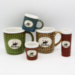 Moose Design Honeycomb Set