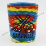 Tie Dye Color Shot Cup (Customer Design)