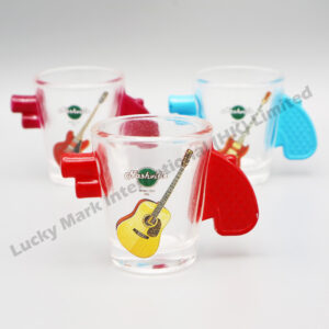 Color Gun Shot Glass Set Nashville Design