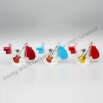 Color Gun Shot Glass Set Nashville Design