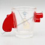 Color Gun Shot Glass Nashville Design