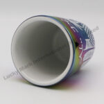 Outside Rainbow Electroplated Shot Cup