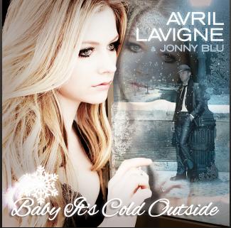 """Baby Its Cold Outside"" by Jonny Blu and Avril Lavigne (Single)"