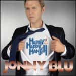 Happy Happy Hanukkah by Jonny Blu (Hanukkah Holiday Single)