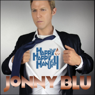 Happy Happy Hanukkah by Jonny Blu (Hanukkah Holiday Single)