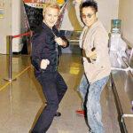 Jonny Blu and Alan Tam (蓝强和譚詠麟 (Solid Gold Music 劲歌金曲)