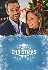 A Twist of Christmas (2018, Hallmark Channel) - Starring Vanessa Lachey