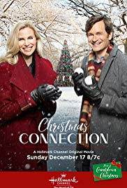 Christmas Connection (Hallmark Channel, 2017) Starring Brooke Burns