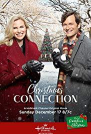 Christmas Connection (Hallmark Channel, 2017) Starring Brooke Burns