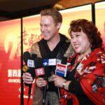 Jonny Blu hosting 2020 Chinese New Year