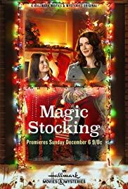 Magic Stocking (Hallmark Channel, 2015) Starring Bridget Regan Production Company Annuit Coeptis Entertainment II