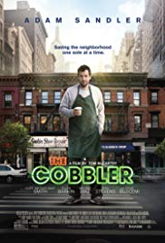The Cobbler (Voltage Pictures/Image Entertainment, 2014) Starring Adam Sandler