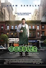 The Cobbler (Voltage Pictures/Image Entertainment, 2014) Starring Adam Sandler