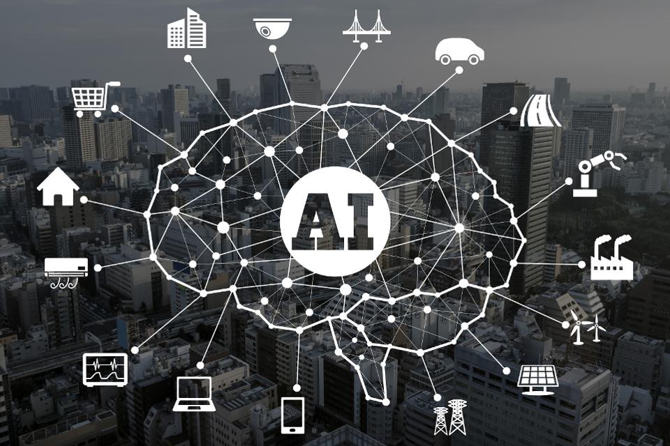 AI uses in supply chain
